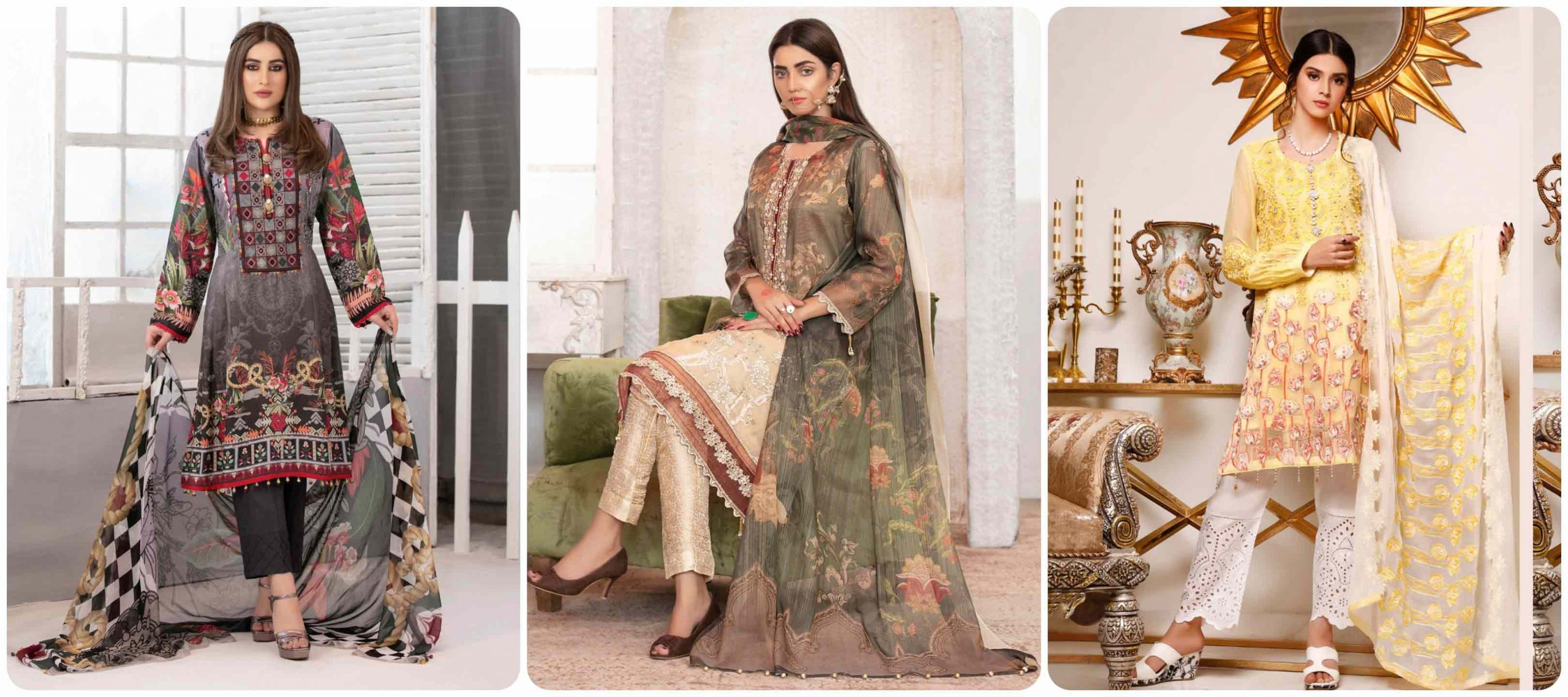 Buy Pakistani Clothes for Women