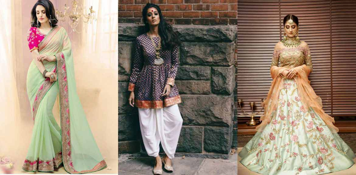 Designing Traditional Indian Dresses