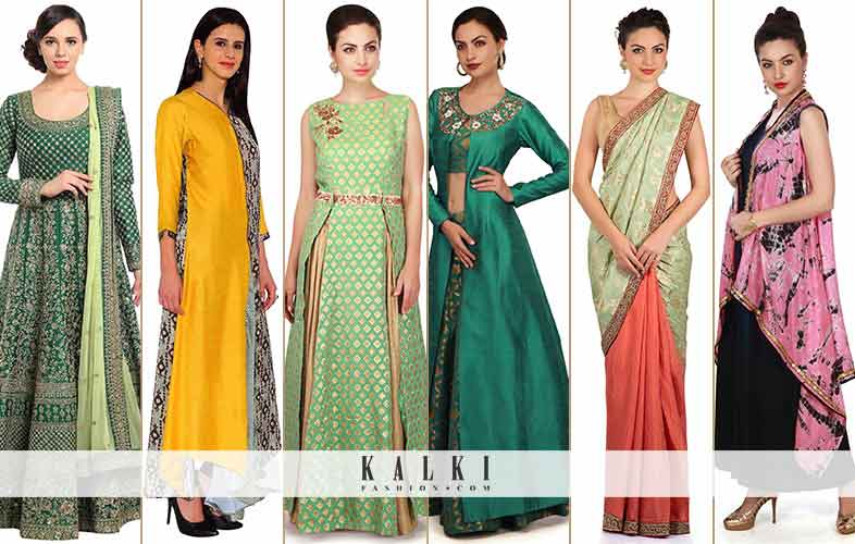 Different Types of Indian Dresses