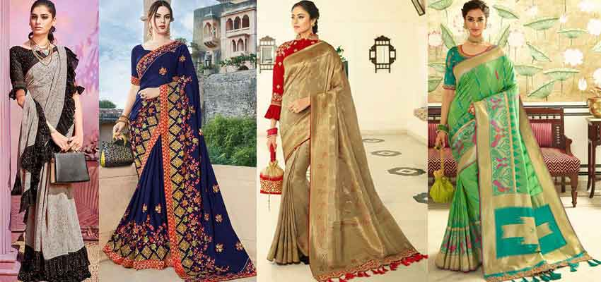How to Wear a Saree to Look Better